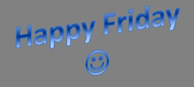 Happy Friday - Interview and Giveaway (MY LIFE NEXT DOOR) (1/3)