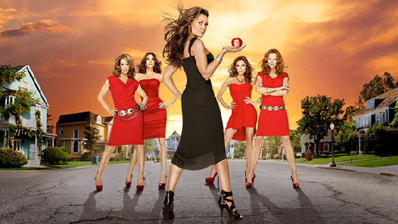 What Desperate Housewives taught me about my novel… (1/2)