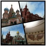 Discovering Moscow...
