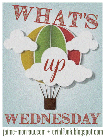 What´s Up Wednesday? The first Ready. Set. Write! edition... (1/5)