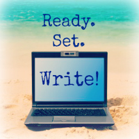 What´s Up Wednesday? The first Ready. Set. Write! edition... (2/5)
