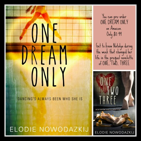 ONE DREAM ONLY - preorder