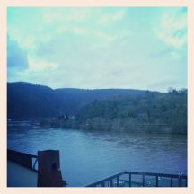 A lovely and romantic Valentine's Day weekend by the Loreley