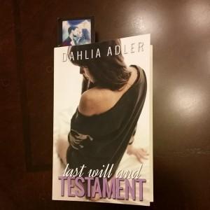 Dahlia's book